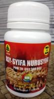 Asy-Syifa (propolis, gamat, habbatus sauda)