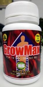 Growmax (pertumbuhan) | toko herbal yogyakarta