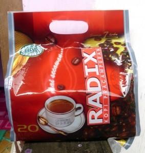 Kopi Radix HPA (20 sachet)