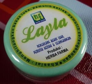 Layla Regenerating Cream (LRC) | Yogyakarta