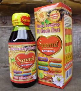 Syamil (madu lengkap si buah hati)