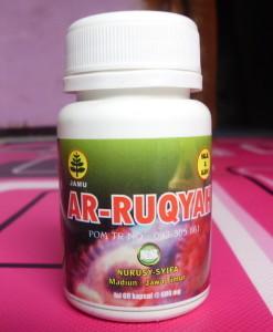 Ar-Ruqyah (herbal penenang)