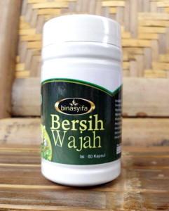 Bersih Wajah (obat jerawat)