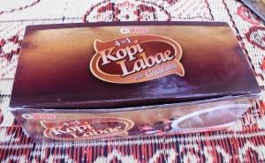 4 in 1 Kopi Labae with Guarana