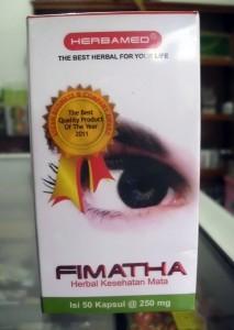 Fimatha   herbal kesehatan mata