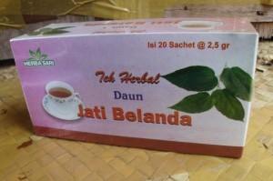 Teh Herbal Daun Jati Belanda