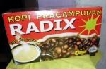 Kopi Radix HPA (15 sachet)