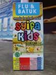 Syifa Kids Flu Dan Batuk