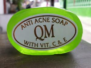 anti acne soap- QM5