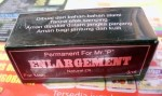 Enlargement Natural Oil (NOE)