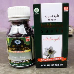 minyak kapsul habbatus sauda- 200-samawi herbal - toko almishba2