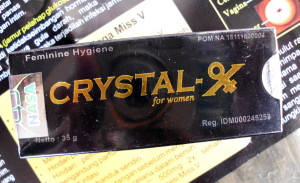Crystal-X toko almishbah12
