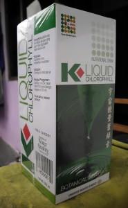 K-LIQUID CHLOROPHYLL - toko almishbah9