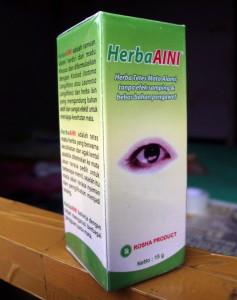 Herba Aini (herba Tetes Mata Alami)