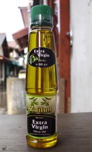 Minyak Zaitun Extra Virgin 60 cc