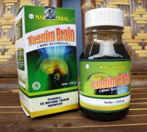 Madu Herbal Tasnim Brain - toko almishbah2