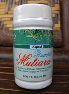 kapsul Rumput Mutiara - Tazakka - toko almishbah