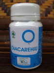 DIACAREHIU (obat herbal diabetes)