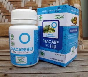 DIACAREHIU (obat herbal diabetes)
