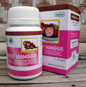 Kulit Manggis Herbal Indo Utama