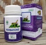 Herbatons Herbal Indo Utama
