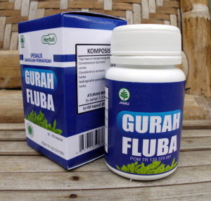 Gurah Fluba Herbal Indo Utama