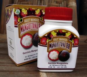 kulit manggis mangostana 88- toko almishbah1