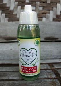 Minyak Kayu Putih cap Kasih Ibu