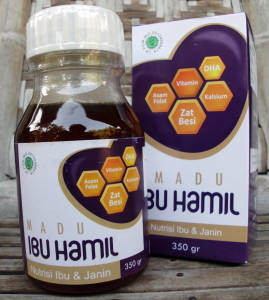 Madu Ibu Hamil Herbal Indo Utama