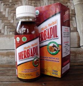 madu herbal Herbapil - toko almishbah Genitem1