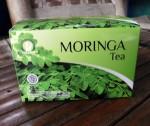 Moringa Tea ( teh daun kelor)