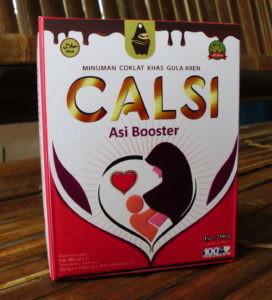 CALSI, minuman coklat khas Gula Aren