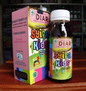 DIAR – Syifa Kids Diare