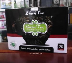 Black Tea – Teh Hitam Herbal Indo Utama