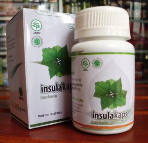Insulakaps Daun Insulin