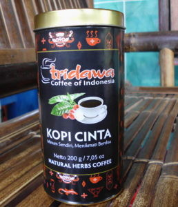 Kopi Cinta Tridawa , Coffe of Indonesia