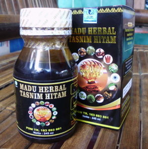 Madu Herbal Tasnim Pahit