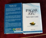 Bedak Pagar Ayu – Two Way Cake