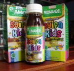 Syifa Kids Limandel (Amandel)